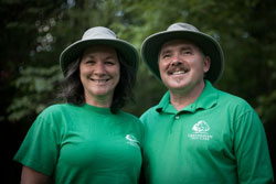 Greenhaven Tree Care Founders